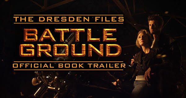 Trailer del libro «Battle Ground» de Harry Dresden