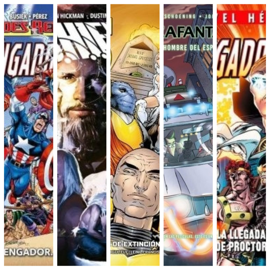 Top 10 de cómics 2020
