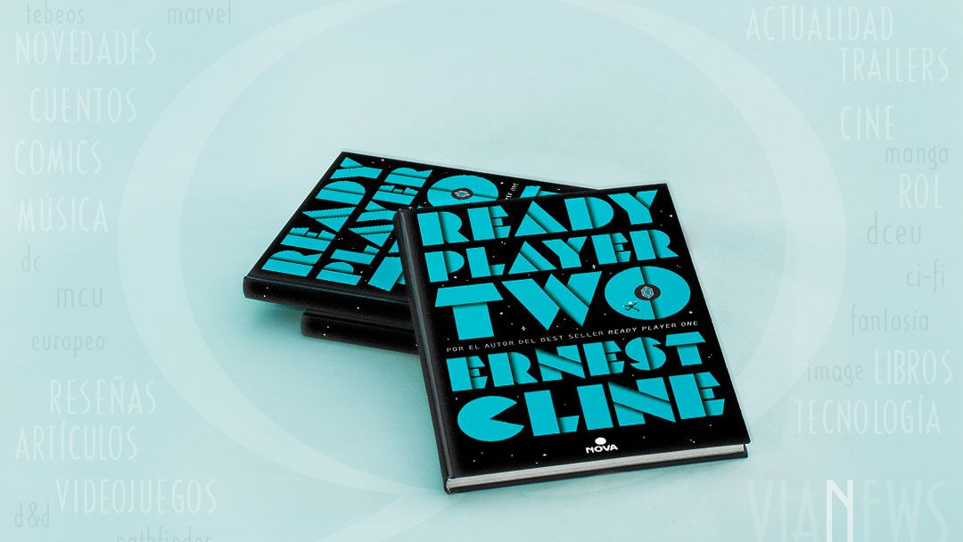 """Ready Player Two"" (Ernest Cline, Nova)"