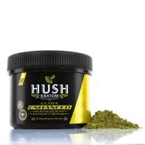 Hush Kratom Ultra Enhanced Powder Extract Blend