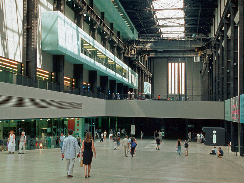 Tate Modern's New Wing Provides a Model of Public Spaces