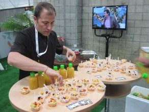con Chef Davide Bossi