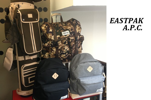APC x EASTPAK Fall / Winter 2013-14 Capsule Collection