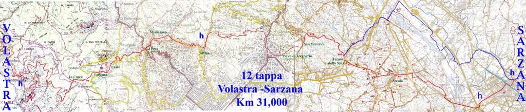 12 Volastra - Sarzana