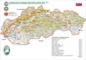 Cesta Bozieho Milosrdenstva v sedle na koni cez Europu