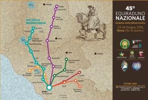 Mappa Equiraduno Misericordia
