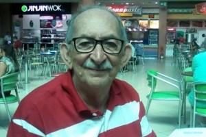 Waldeny Andrade, jornalista, radialista, escritor