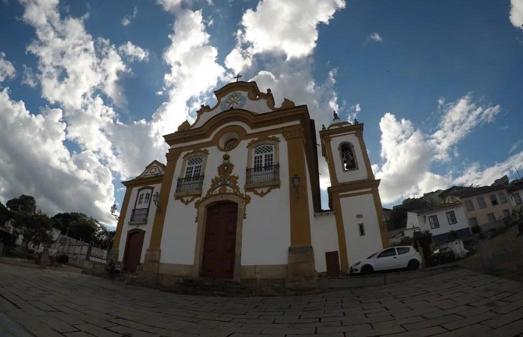 Os principais pontos turísticos de Tiradentes