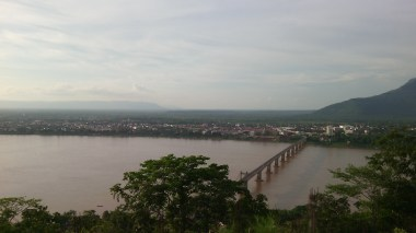 Mekong river - Japanese Bridge