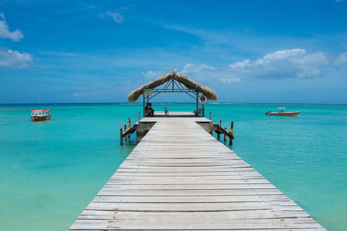 Quais ilhas do Caribe estão fora da rota de furacões?