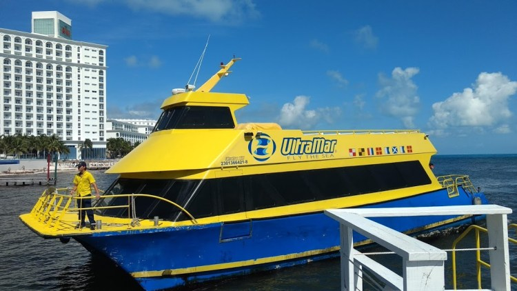 ferry ultramar riu