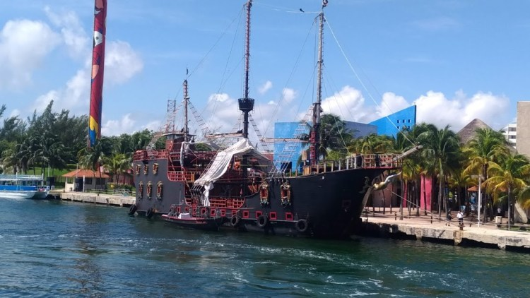 navio cancun