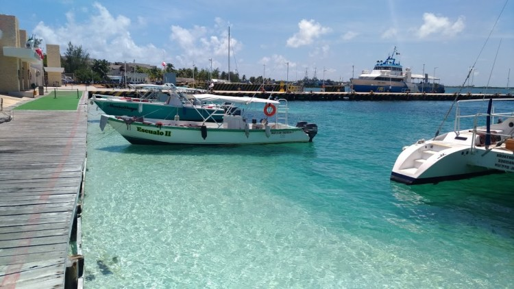 pier isla mujeres cancun 2