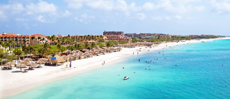 Eagle Beach_Aruba