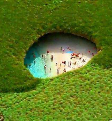 Hidden Beach_México