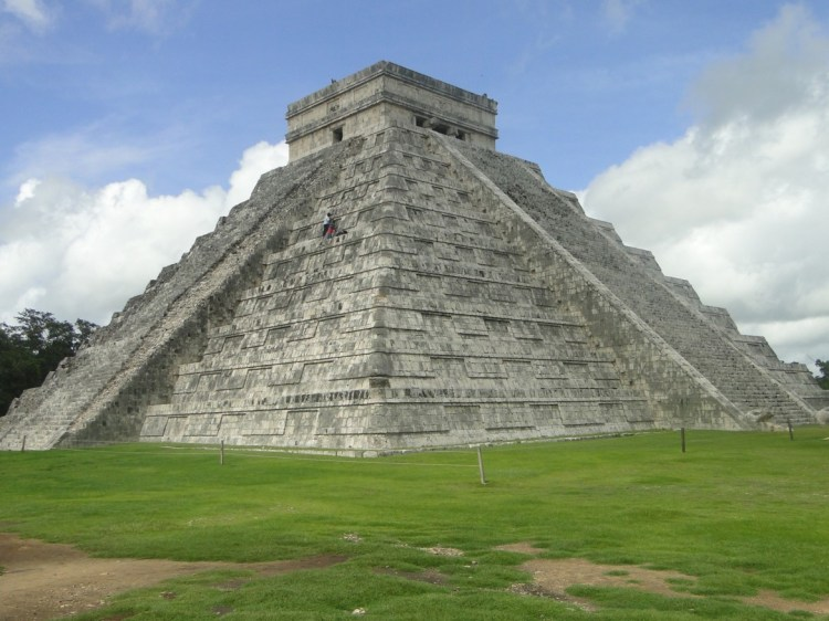 Piramide Maya_Cancun