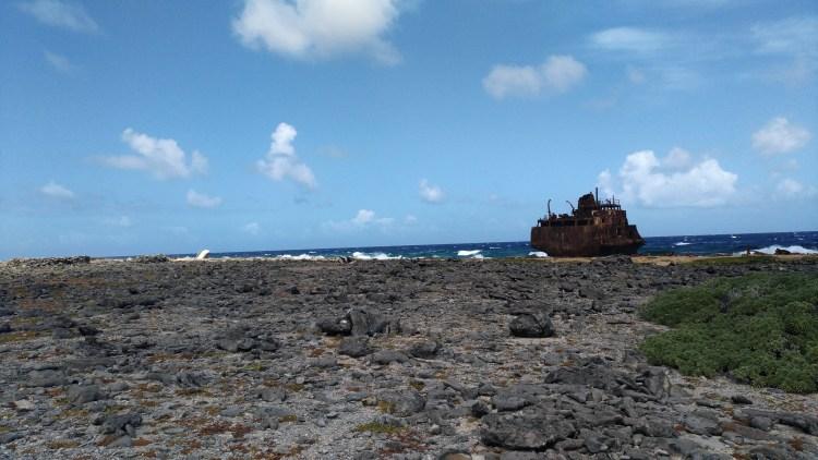barco em Klein