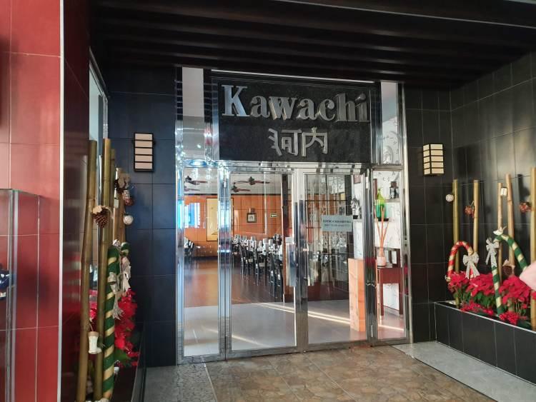 restaurante kawachi