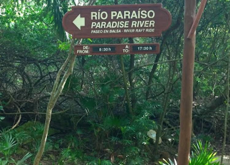 xcaret rio paraiso
