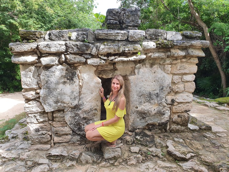 xcaret ruinas