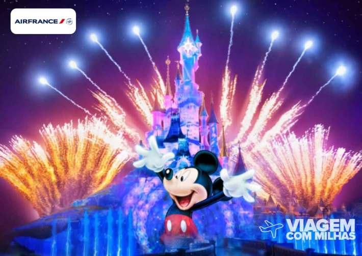 Concurso Disneyland Paris Air-France