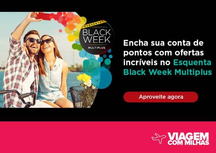 Esquenta Black Friday Multiplus