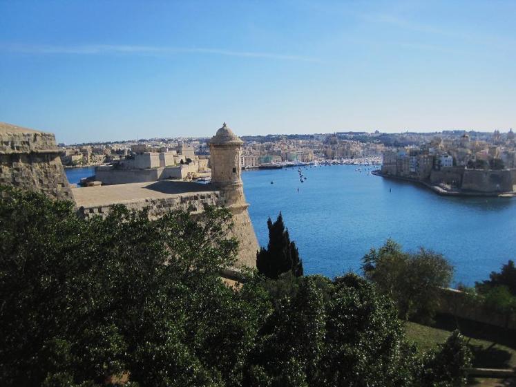 Malta jardim barraka