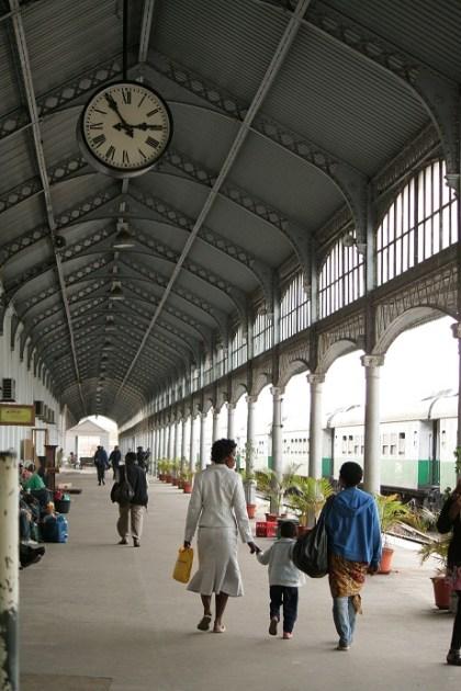estação de ferro de moçambique cfm