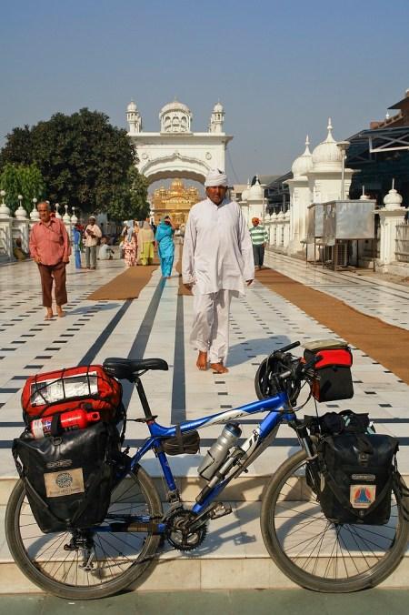 Templo de Amritsar, Índia