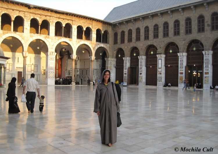 siria mesquita