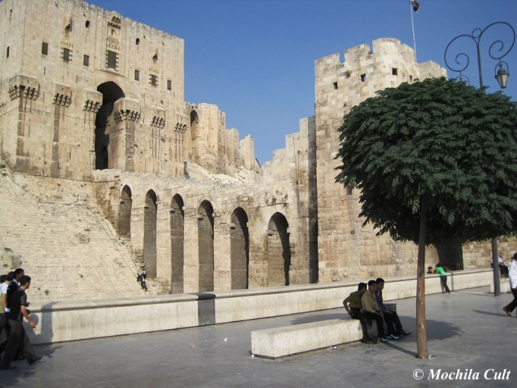 Citadela de Aleppo