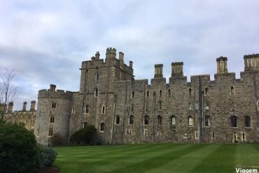 Uma visita ao Castelo de Windsor