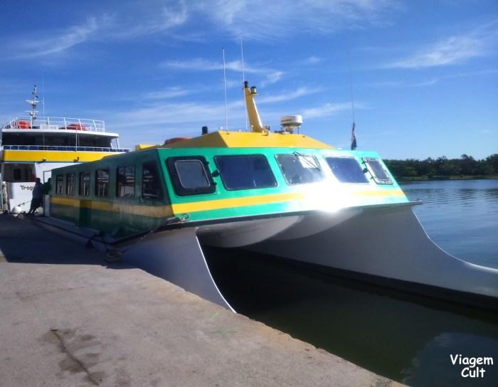 Ferry da Utila