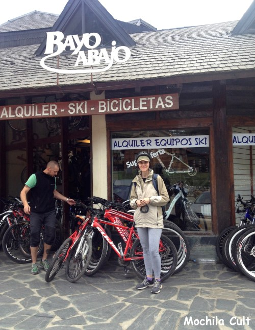 villa la angostura - bicicletas