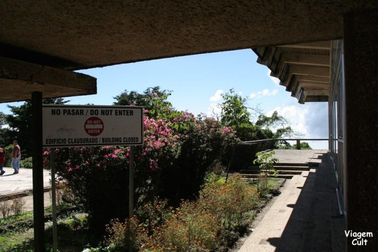 hotel cerro verde El Salvador