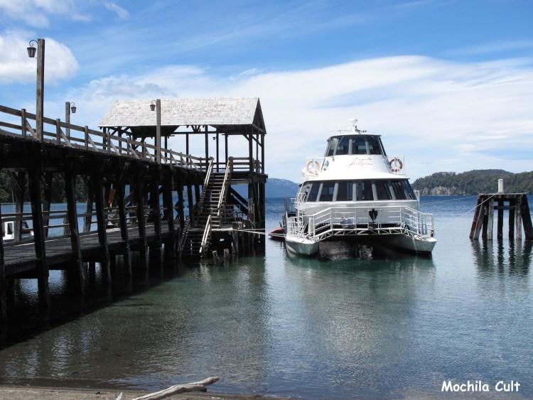 villa la angostura - catamaran