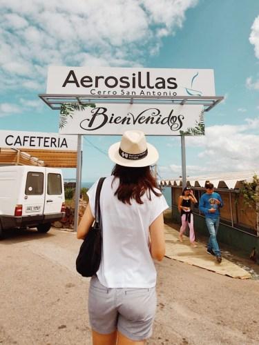 Piriapolis-aerosilla