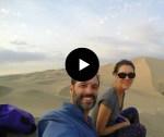 Deserto peruano = pura aventura