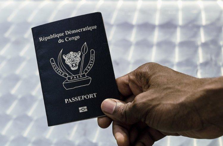 passaporte do Congo