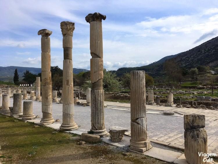 ruinas éfeso turquia