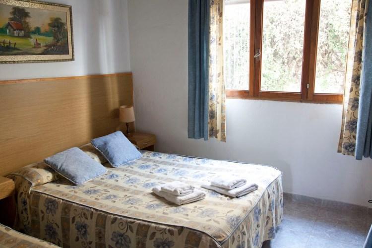 Apart Hotel Flavia, Caruhe