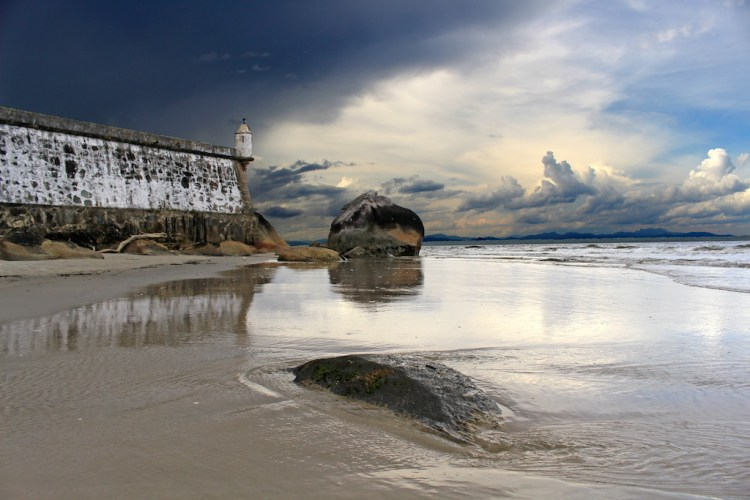 fortaleza-Ilha do Mel