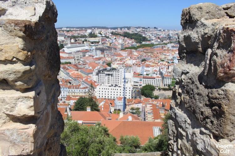 Castelo de São Jorge - Lisboa