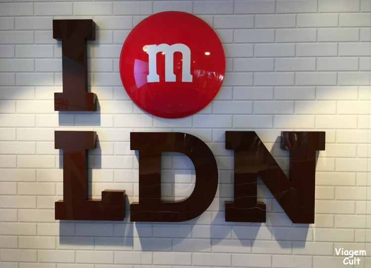 M&M's London