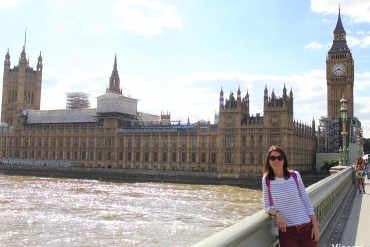 Curta Londres sem gastar nada