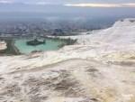 Pamukkale, um castelo de algodão