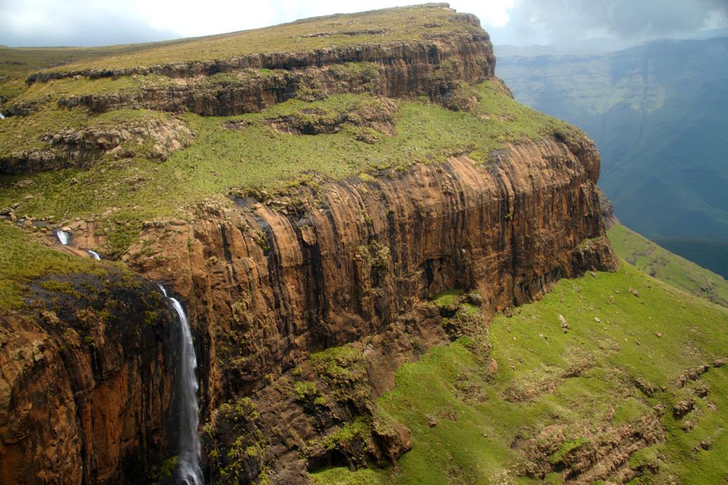 Drakensberg, África do Sul (foto: Eduardo Vessoni)