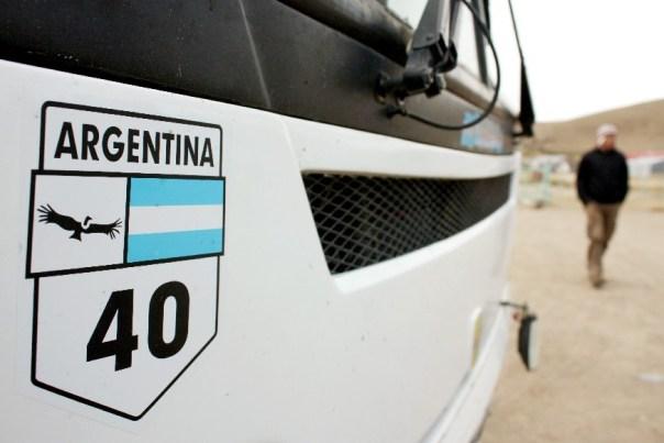 Estrada argentina com mais de 5 mil km de extensão que liga o sul ao norte do país, na fronteira com a Bolívia