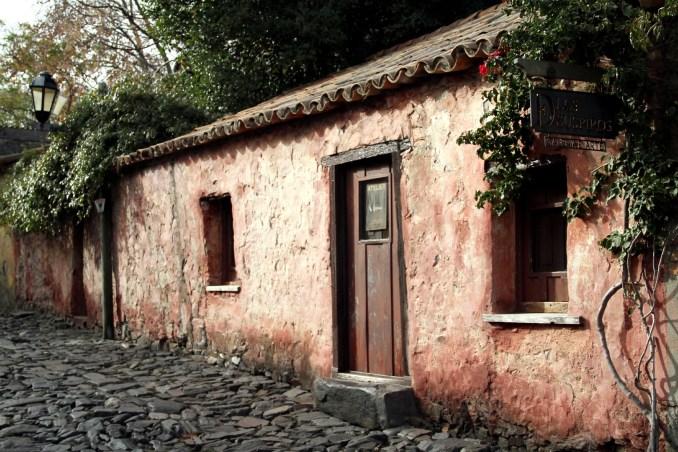 Colonia del Sacramento, um dos cenários históricos mais belos do pequeno Uruguai Saiba mais (foto: Eduardo Vessoni)