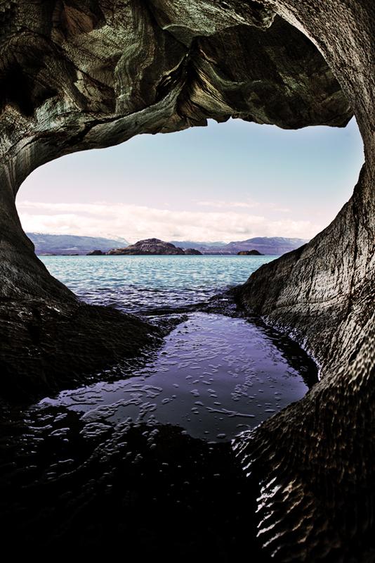 Cueva de Mármol, Carretera Austral (foto: Carlos Cerulla/Flickr Creative Commons)